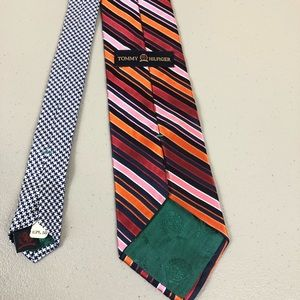 NWT Tommy Hilfiger Neck Ties